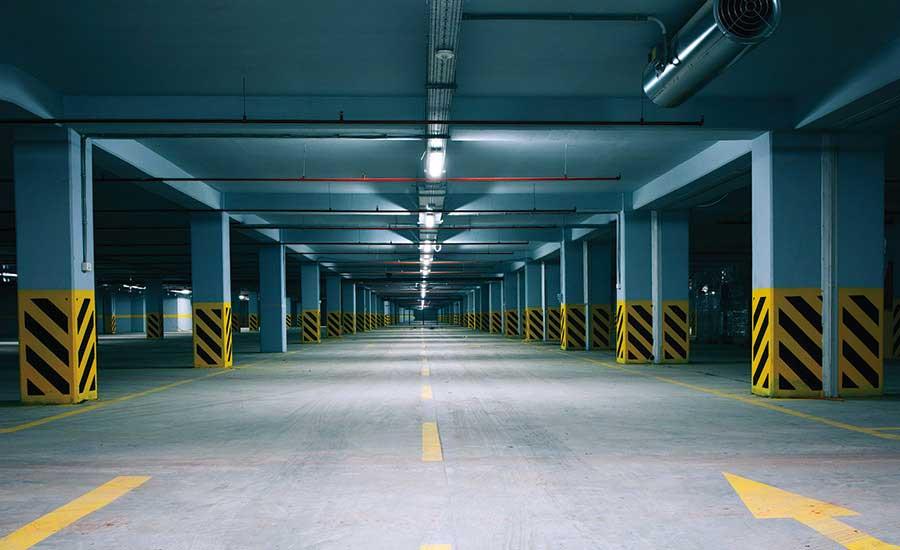 Illuminazione Parcheggio e Segnaletica